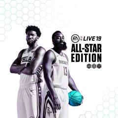 Gra na konsole PS4 NBA LIVE 19 All-Star Edition (US PSN)