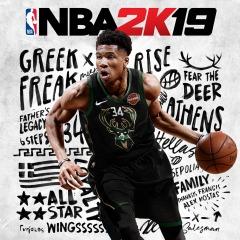 Gra na konsole PS4 NBA 2K19 (US PSN)