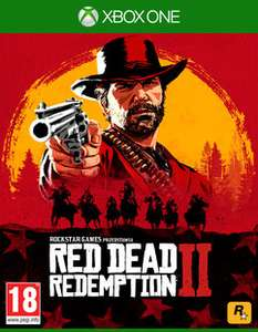 Red Dead Redemption 2 na XONE