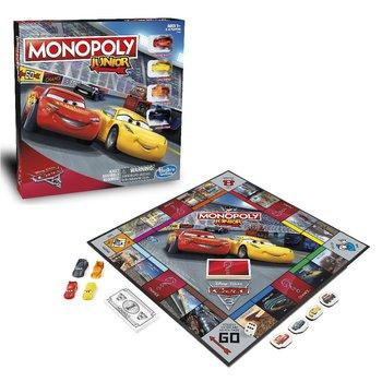 Monopoly Junior - Auta 3 w wybornej cenie!