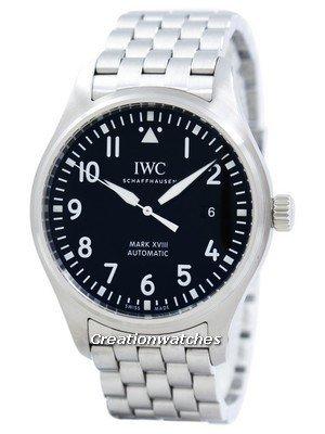 IWC Pilot's Mark XVIII Automatic IW327011 Men's Watch za