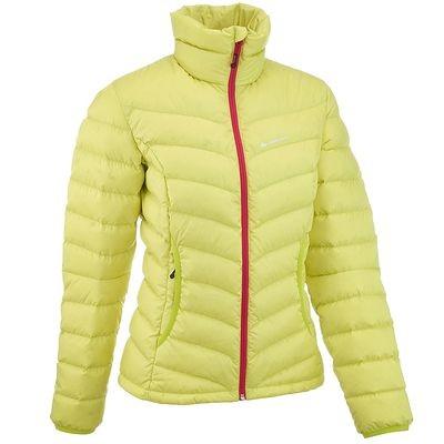Damska kurtka turystyczna zimowa QUECHUA FORCLAZ 700 za 99,99zł (-67%) @ Decathlon