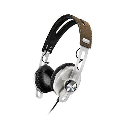 Słuchawki z mikrofonem Sennheiser Momentum 2.0 OEG Android srebrne amazon.fr