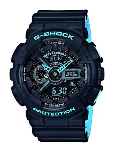 Zegarek Casio G-SHOCK GA-110LN-1AER też inne kolory