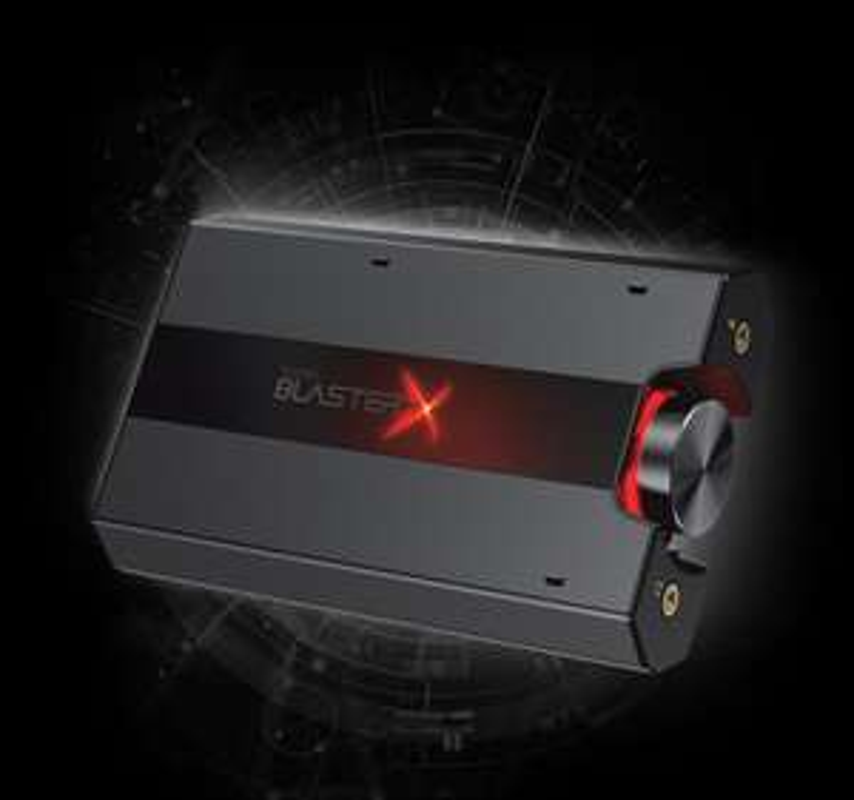Creative Sound BlasterX G5 karta dźwiękowa