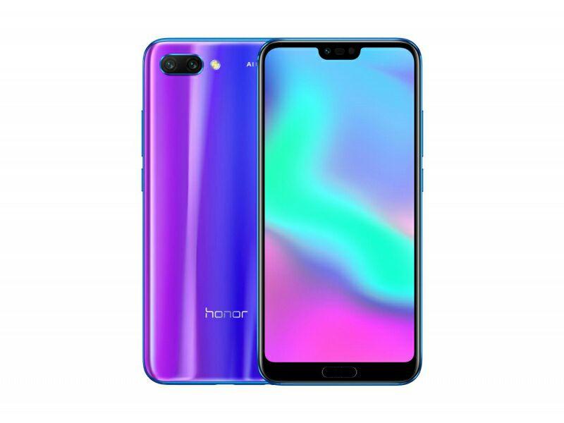 Honor 10 LTE Dual SIM 64 GB niebieski