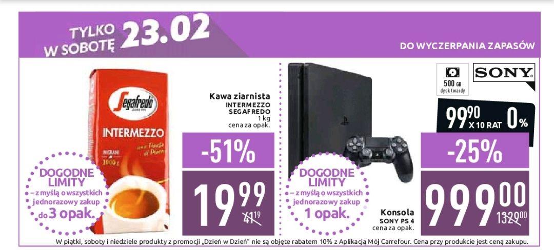 Konsola PS4 / Kawa Intermezzo