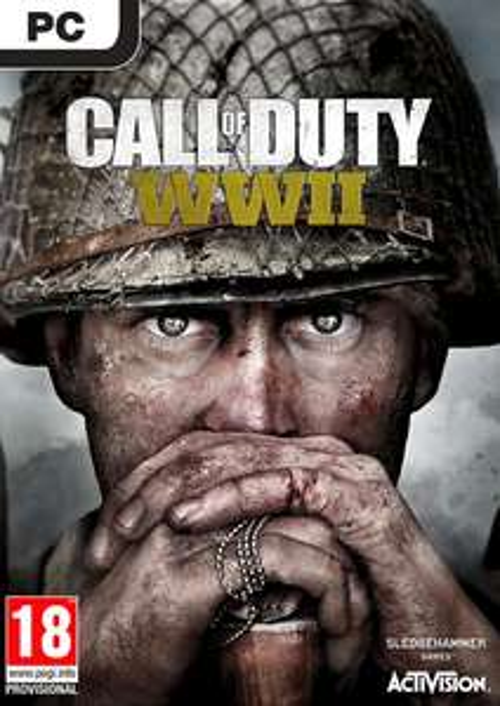 Call od Duty WWII klucz Steam