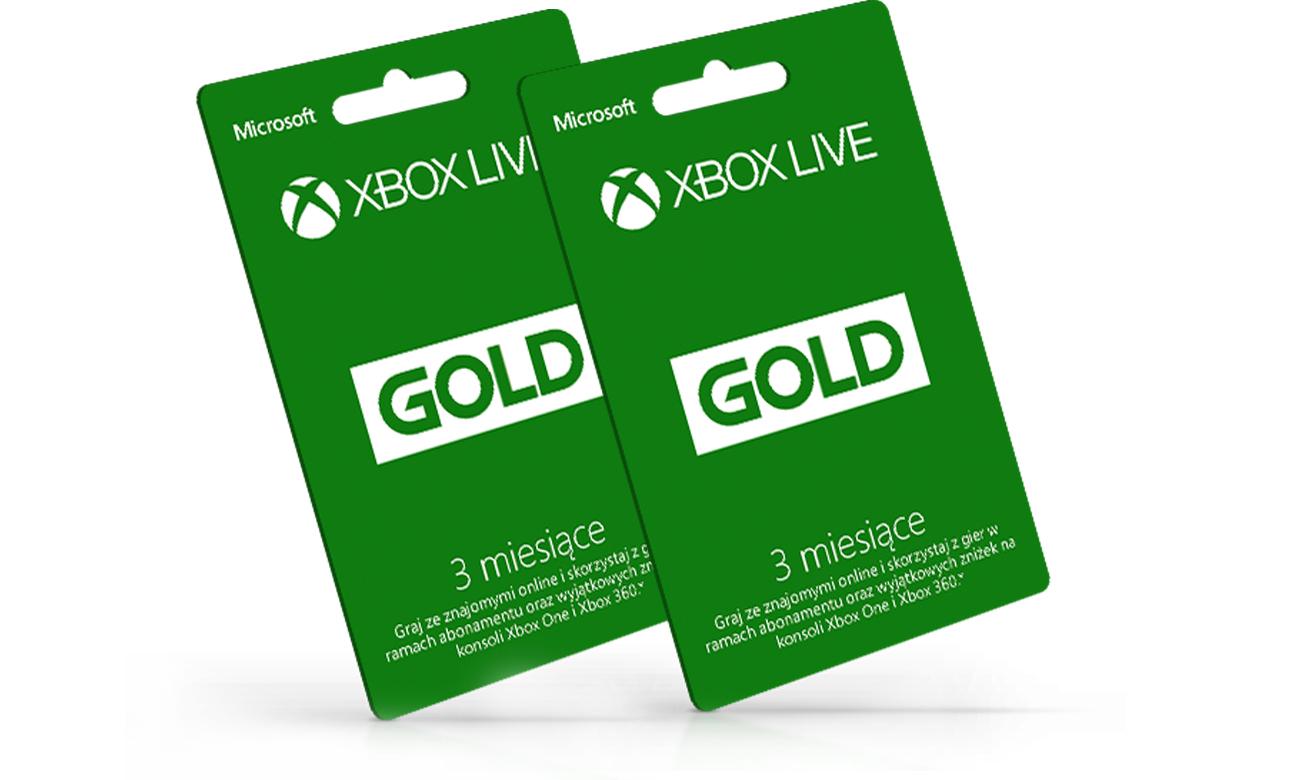 X-kom Xbox Live GOLD 6 miesięcy 69zł z darmowym obiorem w sklepie
