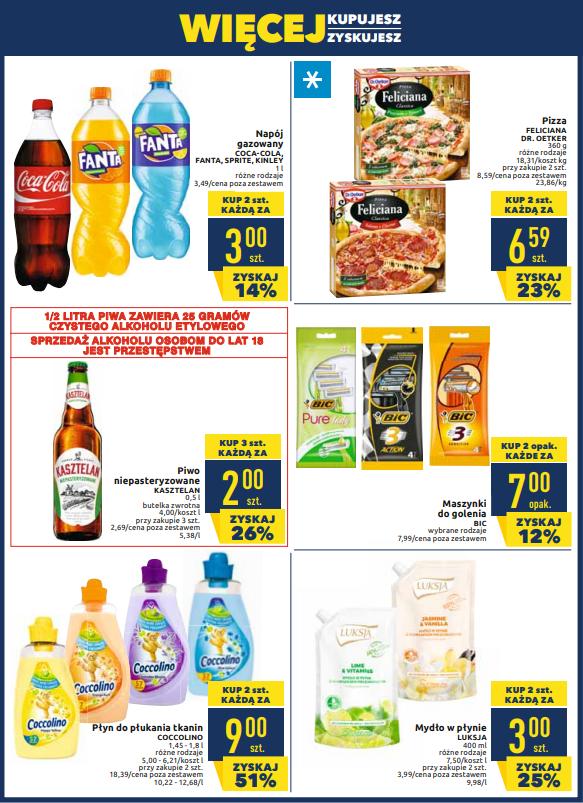 Więcej kupujesz - Więcej zyskujesz Carrefour