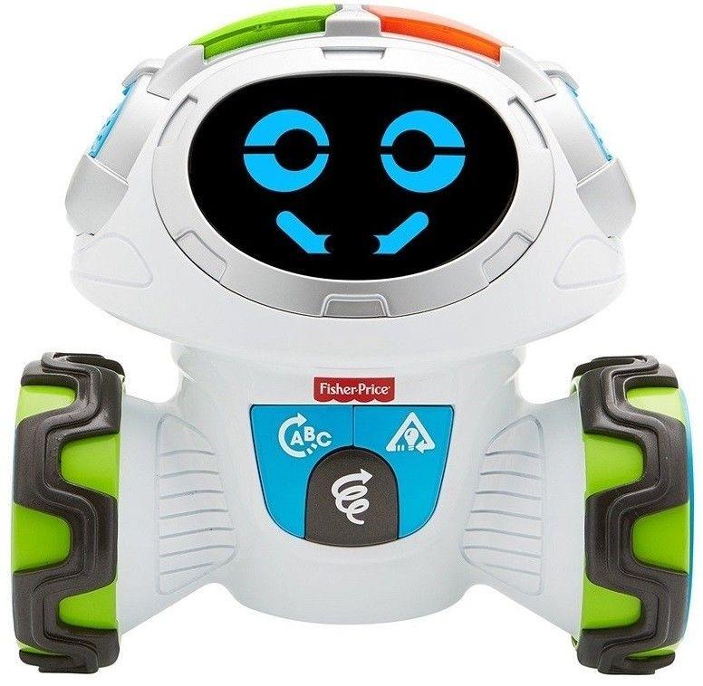 Robot Fisher Price Movi mistrz zabawy FKC36 , zabawka ,  carrefour