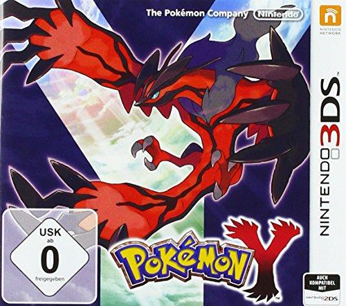 Pokémon Y lub X 3DS