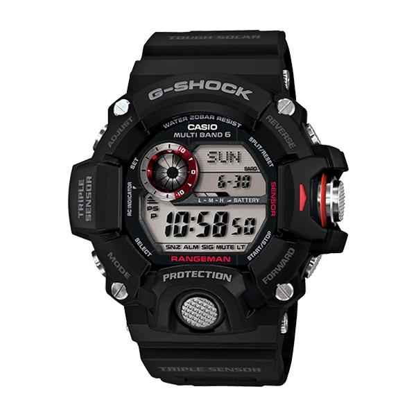 G-SHOCK GW-9400-1 + gratis