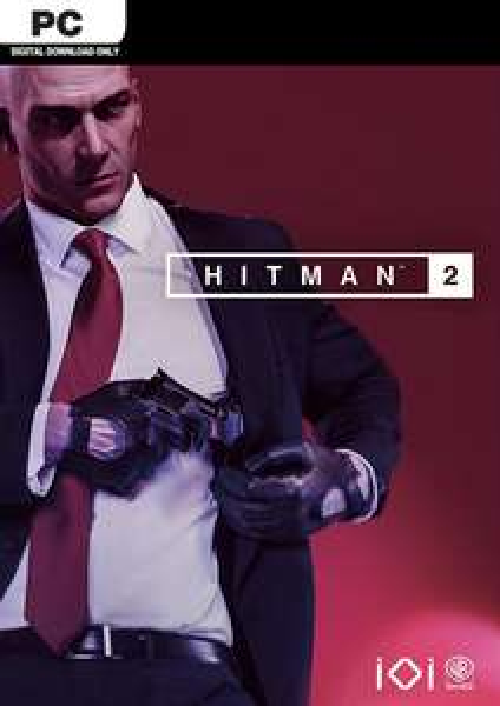 Hitman 2 PC w bardzo dobrej cenie. Jest też edycja GOLD
