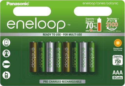 Akumulatorki Eneloop AAA Allegro SMART