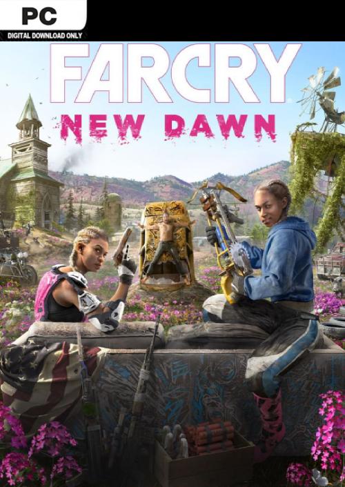 [KLUCZ] Far Cry New Dawn PC