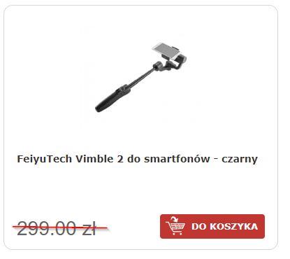 FeiyuTech Vimble2 w ABFoto