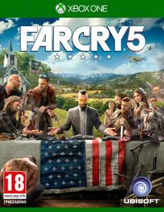 FAR CRY 5 XBOX ONE z Argentyńskiego MS Store -75%