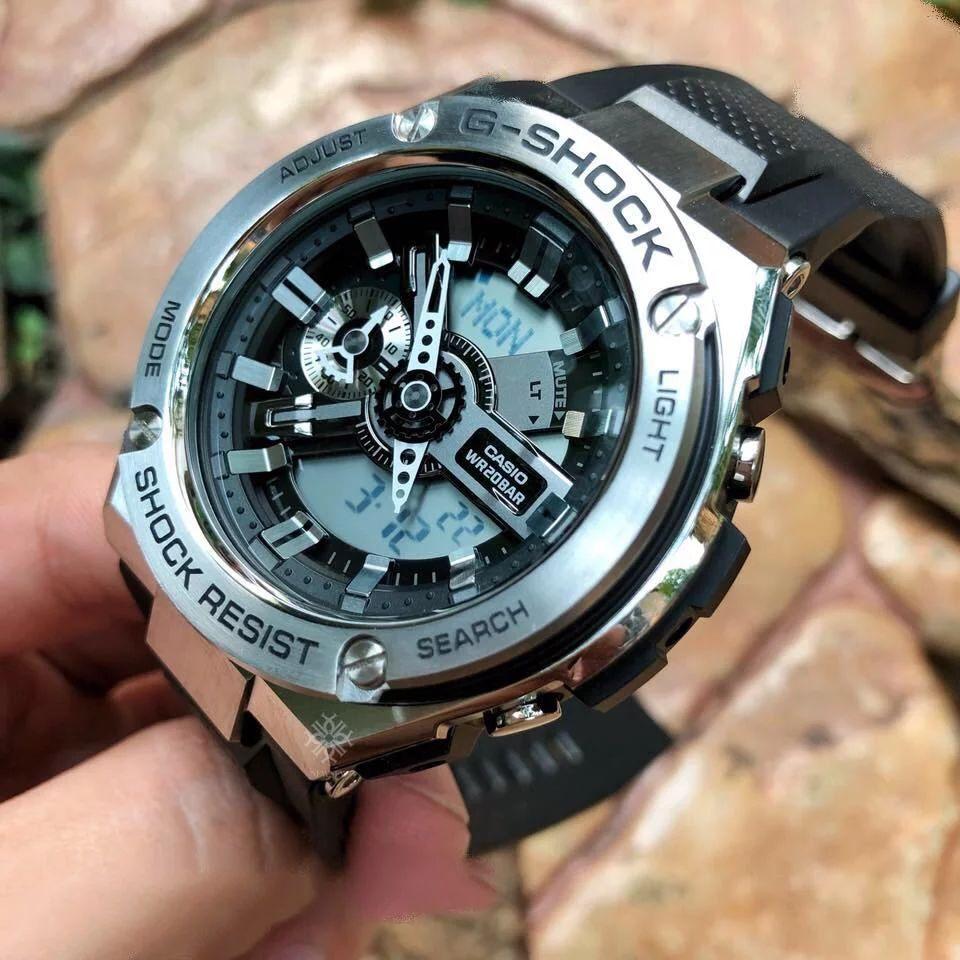Zegarek Casio G-shock GST-410-1AER 2lata Gw darmowa dostawa WATCHES2U okazja