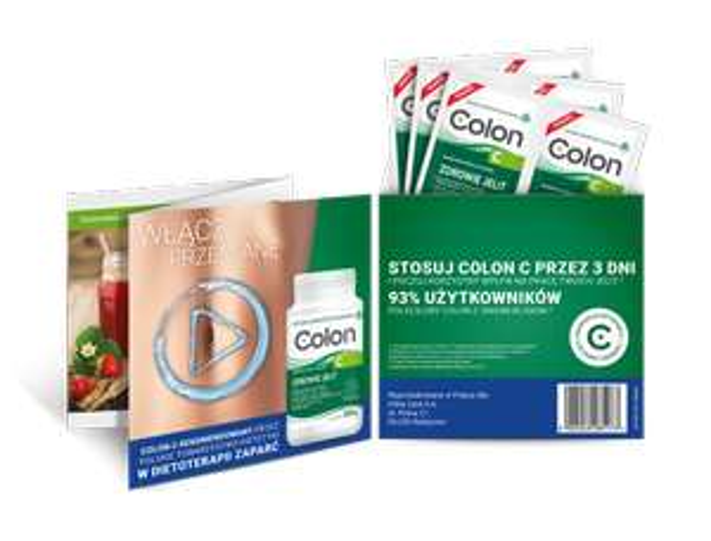 Darmowa próbka Colon C