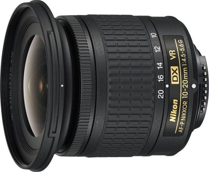 Obiektyw Nikon Nikkor AF-P DX 10-20 mm f/4.5-5.6G VR taniej z kodem + zestaw czyszczący Alpine cleaner 6w1 za 1 zł