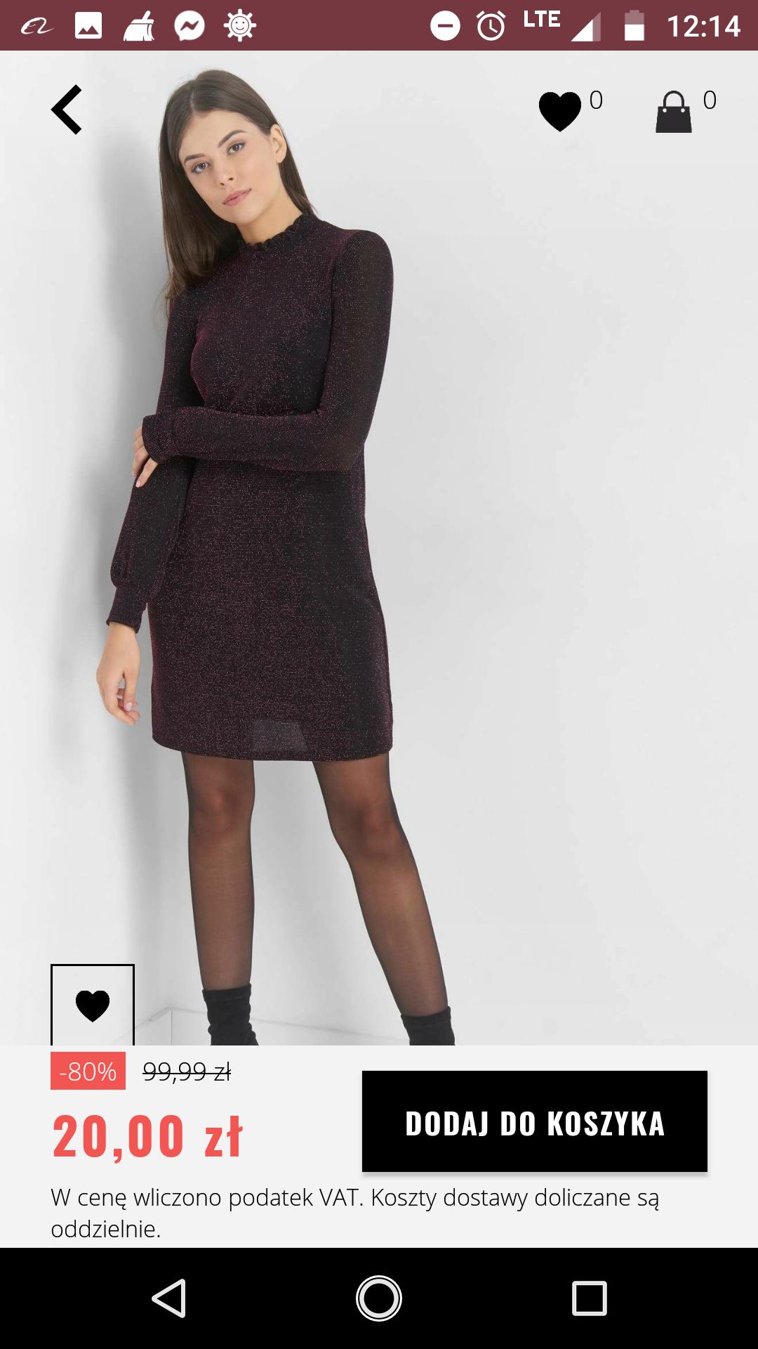 Sukienki Orsay rozmiar M, od 20 zł