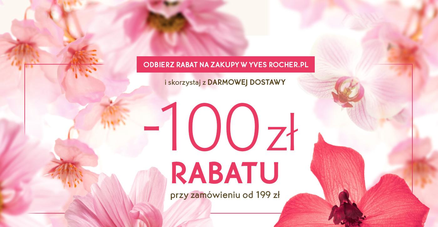 100 zł rabatu od -199