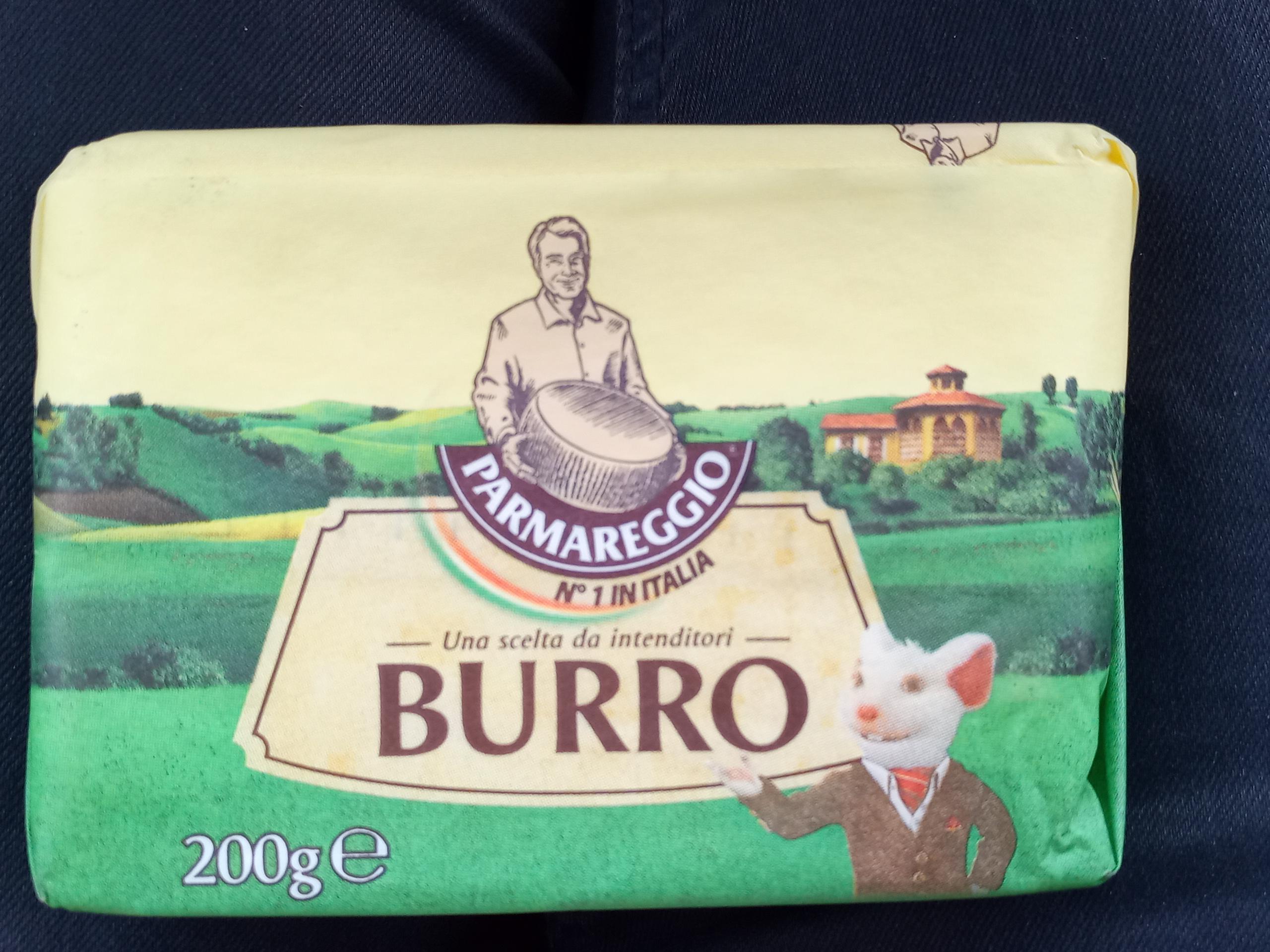 Włoskie masło 3.49 Biedronka