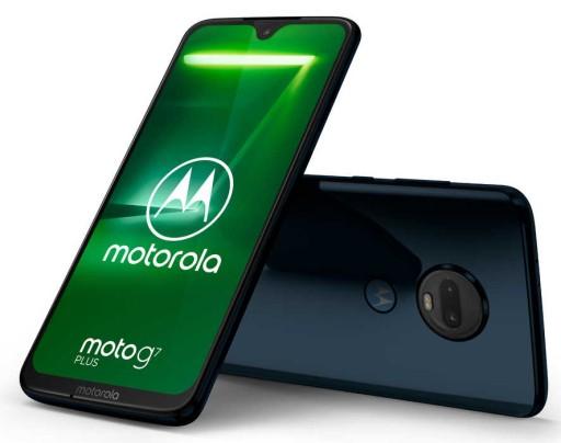 MOTOROLA Moto G7 Plus 4/64GB Indigo