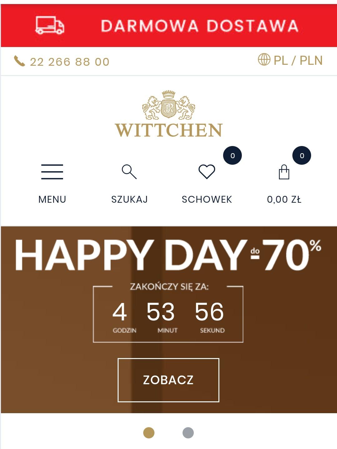 WITTCHEN happy day - 70%