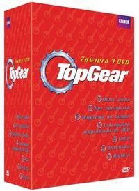 Top Gear Box. Najlepsze odcinki specjalne TG w na 7 DVD