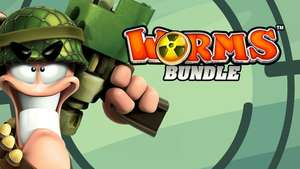 Worms Bundle - Fanatical (Win, OS X, Linux)