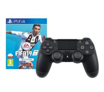Dualshock v2 + FIFA 19 PS4 za 239 zł do niedzieli 24.02