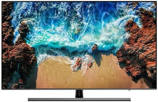 "TV 55"" 4K UHD SAMSUNG UE55NU8002"