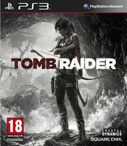 Tomb Raider na ps3 za 10,03zł
