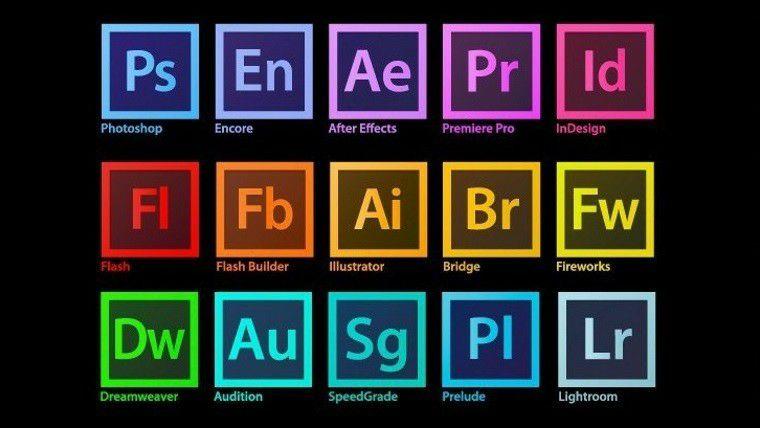 Adobe CC A-Z pełny pakiet w promce [lifetime]