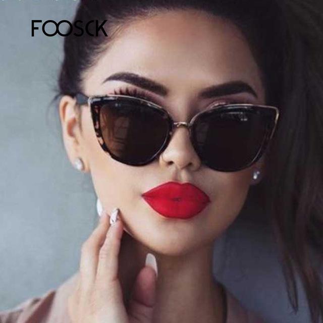 Damskie okulary z UV400 za niecałe 2$
