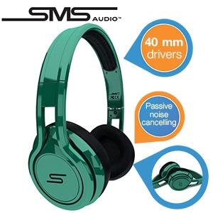 Słuchawki SMS Audio Street by 50CENT za 329,95zł zamiast 750zł TYLKO DZISIAJ! @IBOOD