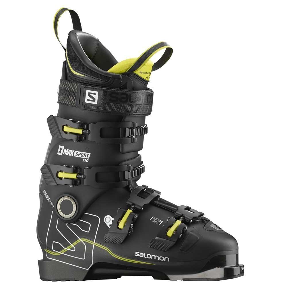 Buty narciarskie Salomon, Head flex 110-100 i zawodnicze Fischer 110, 130, 150