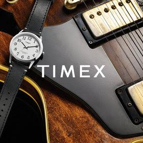 Wyprzedaż zegarków TIMEX do -58% w Zalando Lounge