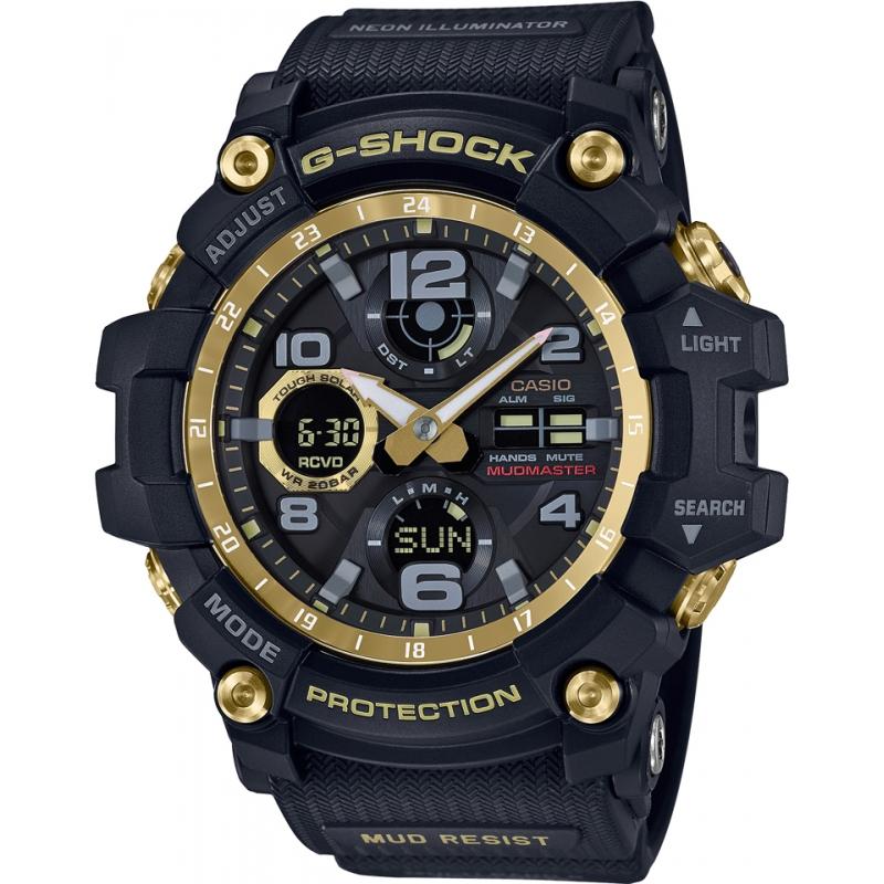 Zegarek Casio G-Shock GWG-100GB-1AER za 631zł z darmową wysyłką @ Watches2U