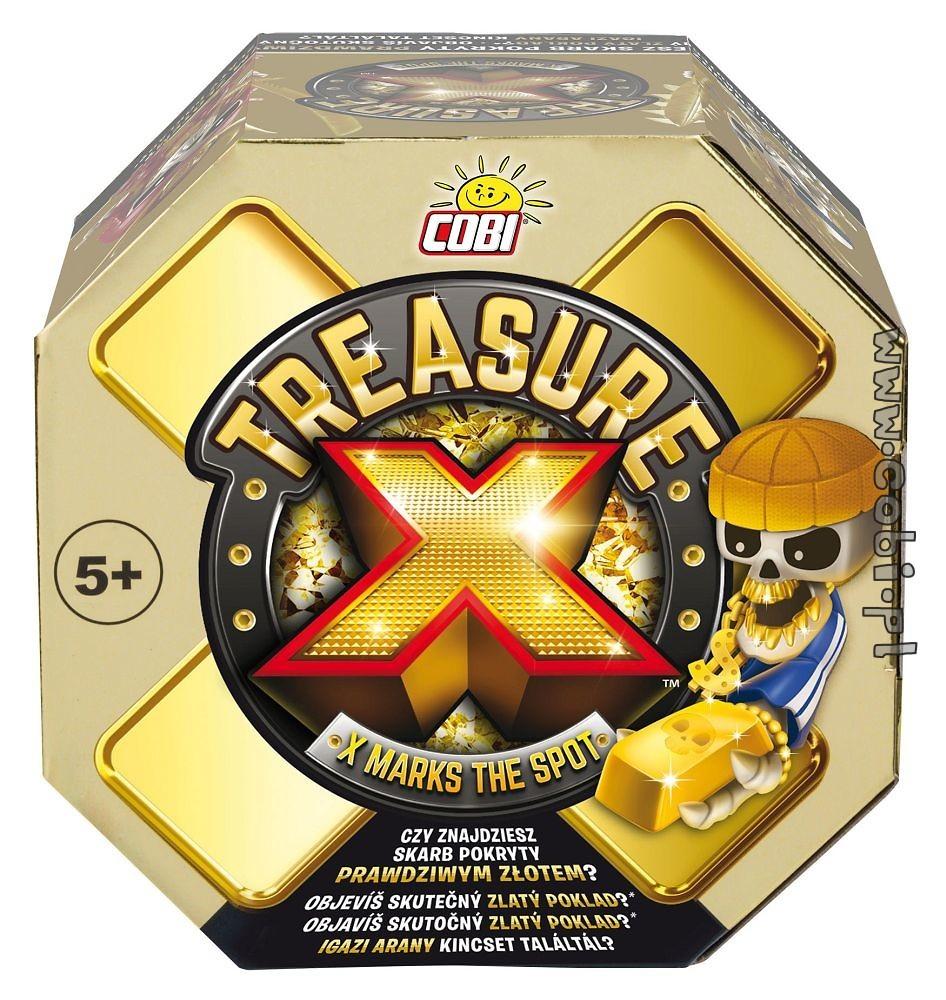 Drugi zestaw figurek Treasure X 50% taniej!