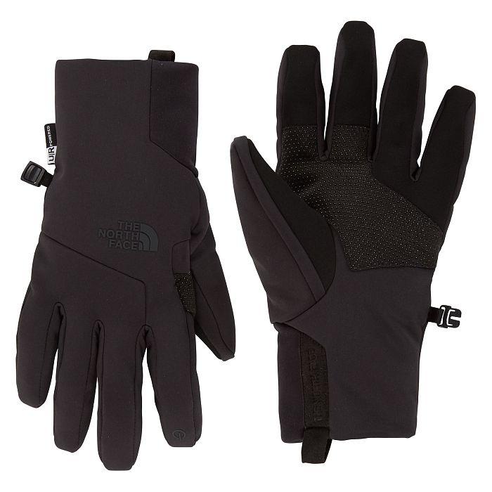 Zimowa wyprzedaż w InterSport, rękawiczki The North Face do smartfona