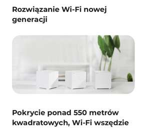 System WIFi Mesh