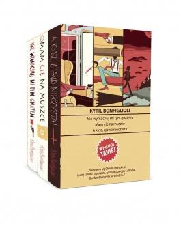 Pakiety książek za 10-25zł @ Czarna Owca