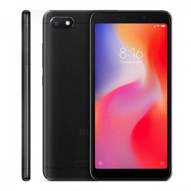 Smartfon Xiaomi Redmi 6A Black 32GB w Proline