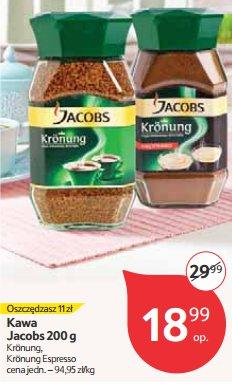 Kawa Jacobs 200 g Krönung, Krönung Espresso @ Tesco