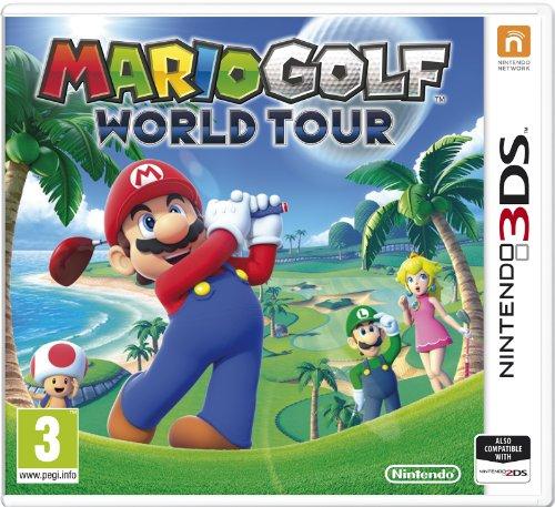 Mario Golf: World Tour [3DS] za około 77zł z dostawą @ Amazon.co.uk