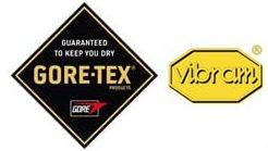 GORE-TEX + Vibram - zestawienie butów niskich