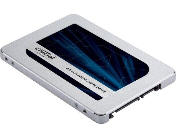 SSD Crucial MX500 250 GB / Darmowa wysyłka
